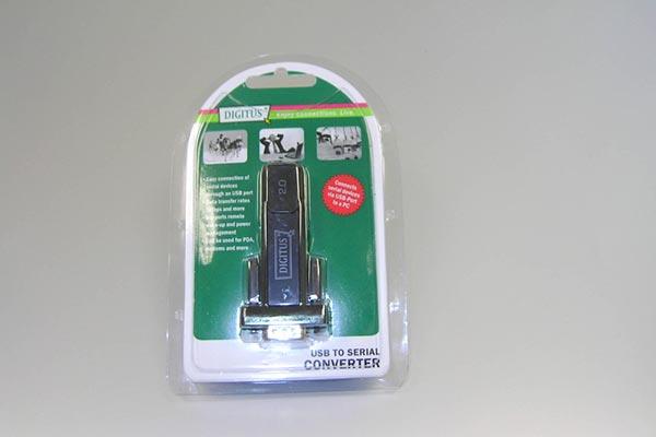 Seriell zu USB Konverter USB2S