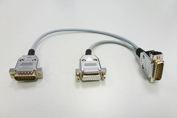 TauRIS® Y-Kabel 15-polig KCY