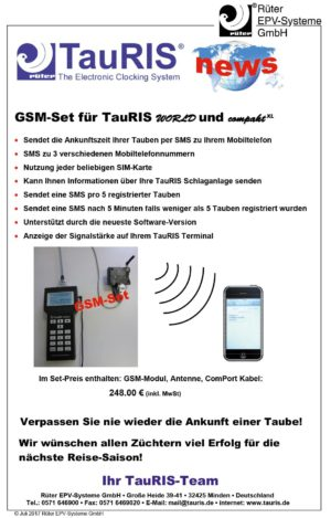 TauRIS-GSM-Set-07.17-D
