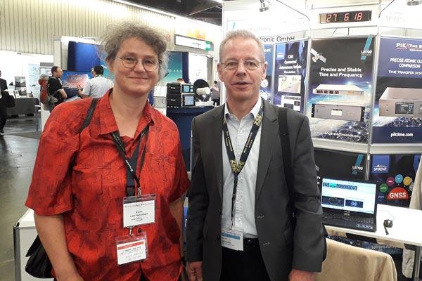 Treffen mit Dr. Karen von Hünerbein